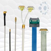 Micro Coaxial Cable Assemblies Provide Enhanced Signal Integrity